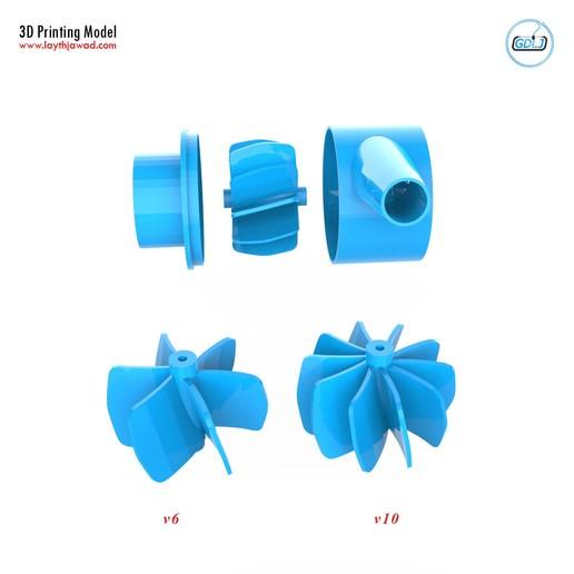 03.jpg Download STL file Water Pump • 3D print design, LaythJawad