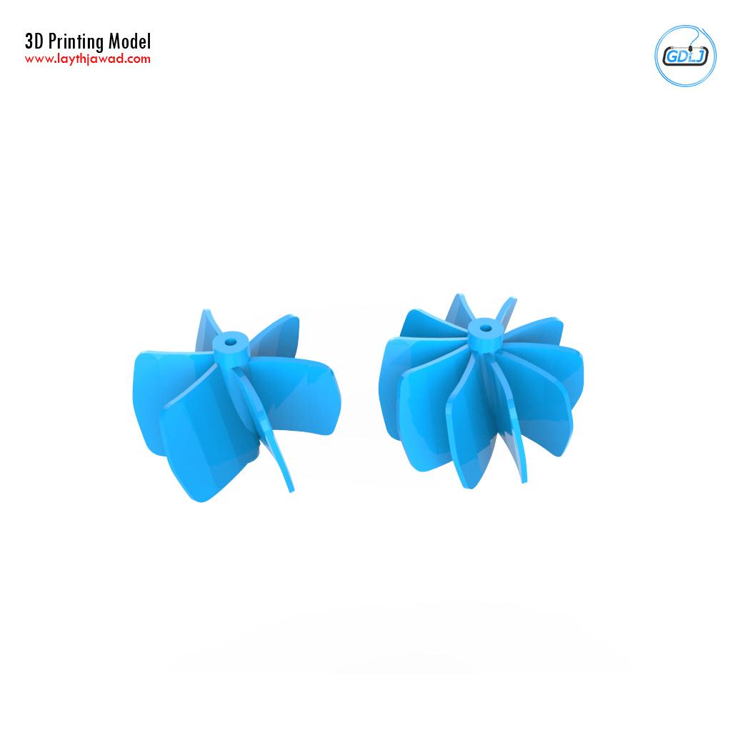 10.jpg Download STL file Water Pump • 3D print design, LaythJawad