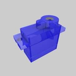 1.jpg Download 3DS file Servo Motor • 3D printable design, LaythJawad