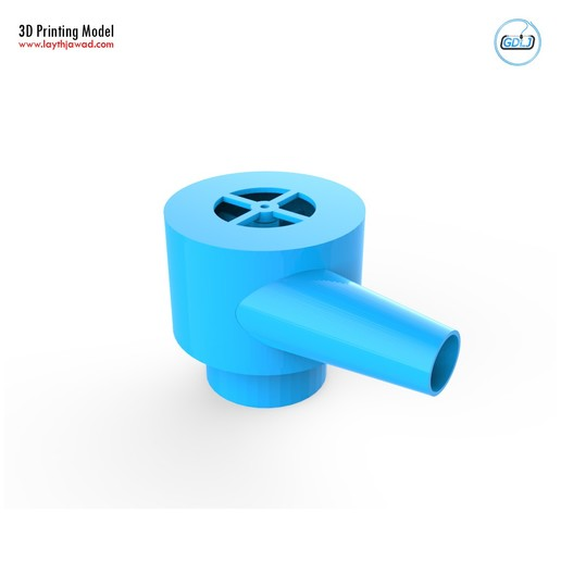 04.jpg Download STL file Water Pump • 3D print design, LaythJawad