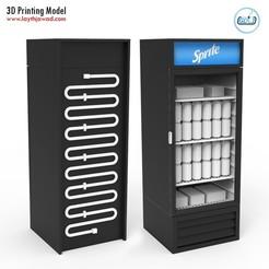 00.jpg Download STL file Cold Drink Cooler • 3D printer design, LaythJawad