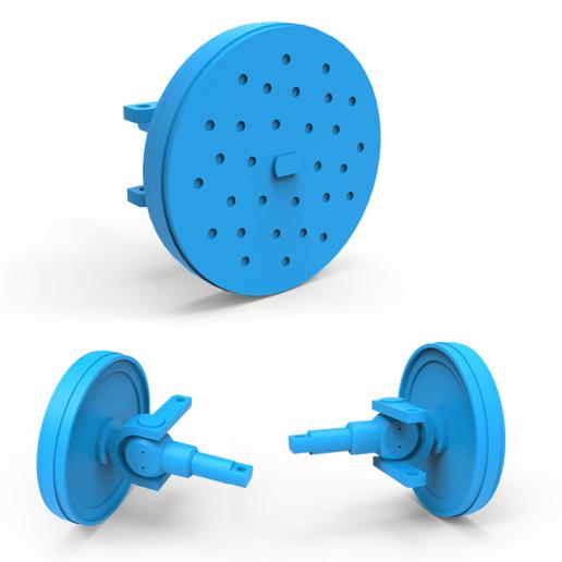 Télécharger modèle 3D Suspension de roue, LaythJawad
