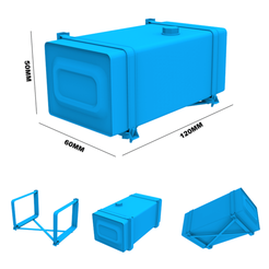 00.png Download 3DS file Fuel Tank 1:14  • 3D printable object, LaythJawad