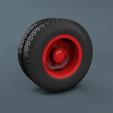 Download 3D printer designs Wheels Truck, LaythJawad