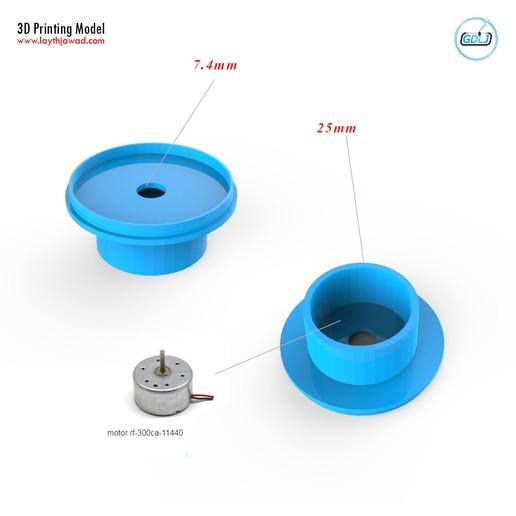 02.jpg Download STL file Water Pump • 3D print design, LaythJawad