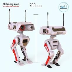 011.jpg Télécharger fichier STL JFO BD-1 Star Wars - Version pro • Objet imprimable en 3D, LaythJawad