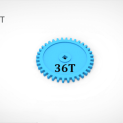 01.png Télécharger fichier 3DS GEAR 36T • Objet pour impression 3D, LaythJawad