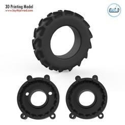 01.jpg Télécharger fichier STL Moisissure des pneus • Plan imprimable en 3D, LaythJawad
