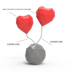 00.png Télécharger fichier 3DS Coeur d'amour • Objet pour imprimante 3D, LaythJawad