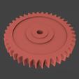 Download 3D printer designs GEAR, LaythJawad
