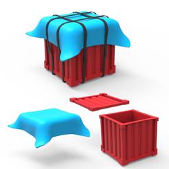 0.png Download 3DS file Drop Pubg Game • 3D print design, LaythJawad
