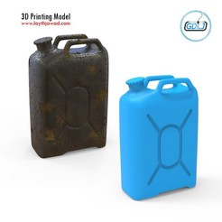00.jpg Télécharger fichier 3DS Réservoir de carburant • Modèle à imprimer en 3D, LaythJawad