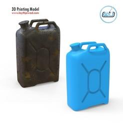 00.jpg Download 3DS file Fuel Tank • 3D printer design, LaythJawad