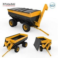 000.jpg Télécharger fichier STL Chargeur de remorque agricole 33000 • Design imprimable en 3D, LaythJawad