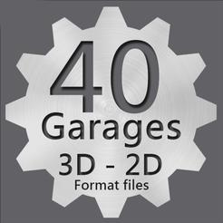 Download 3D model 40 Gears, LaythJawad