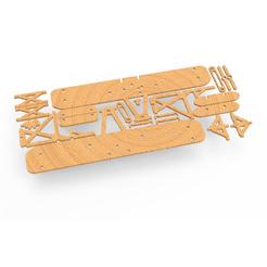 Descargar archivos 3D Kit de Avión, LaythJawad