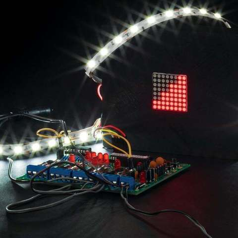 Descargar Modelos 3D para imprimir gratis Controlador de iluminación en tira LED de 4 canales 20A, DIYODE