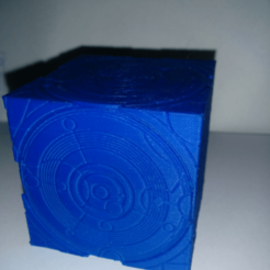 Download free 3D printer designs Tardis Siege Mode, ethicalfive