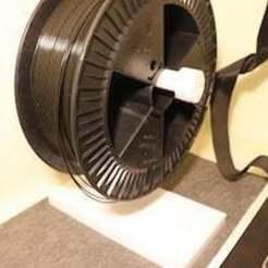 IMG_2973_copy.JPG Télécharger fichier STL gratuit Porte-bobine de filament • Objet à imprimer en 3D, cloudyconnex
