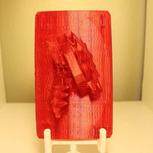 Télécharger modèle 3D gratuit Porte-lumière la carte à collectionner dragon, cloudyconnex