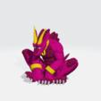 tinker.png Download free STL file Last Golden Horn • 3D printer object, LittleTup