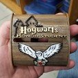Free 3D model Harry Potter Post-IT Note Holder, LittleTup