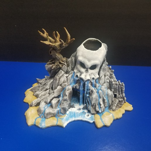 20200125_214458.jpg Download free STL file Cthulhu Island • 3D printable design, LittleTup