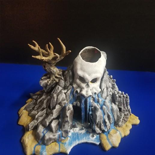 20200125_220335.jpg Download free STL file Cthulhu Island • 3D printable design, LittleTup