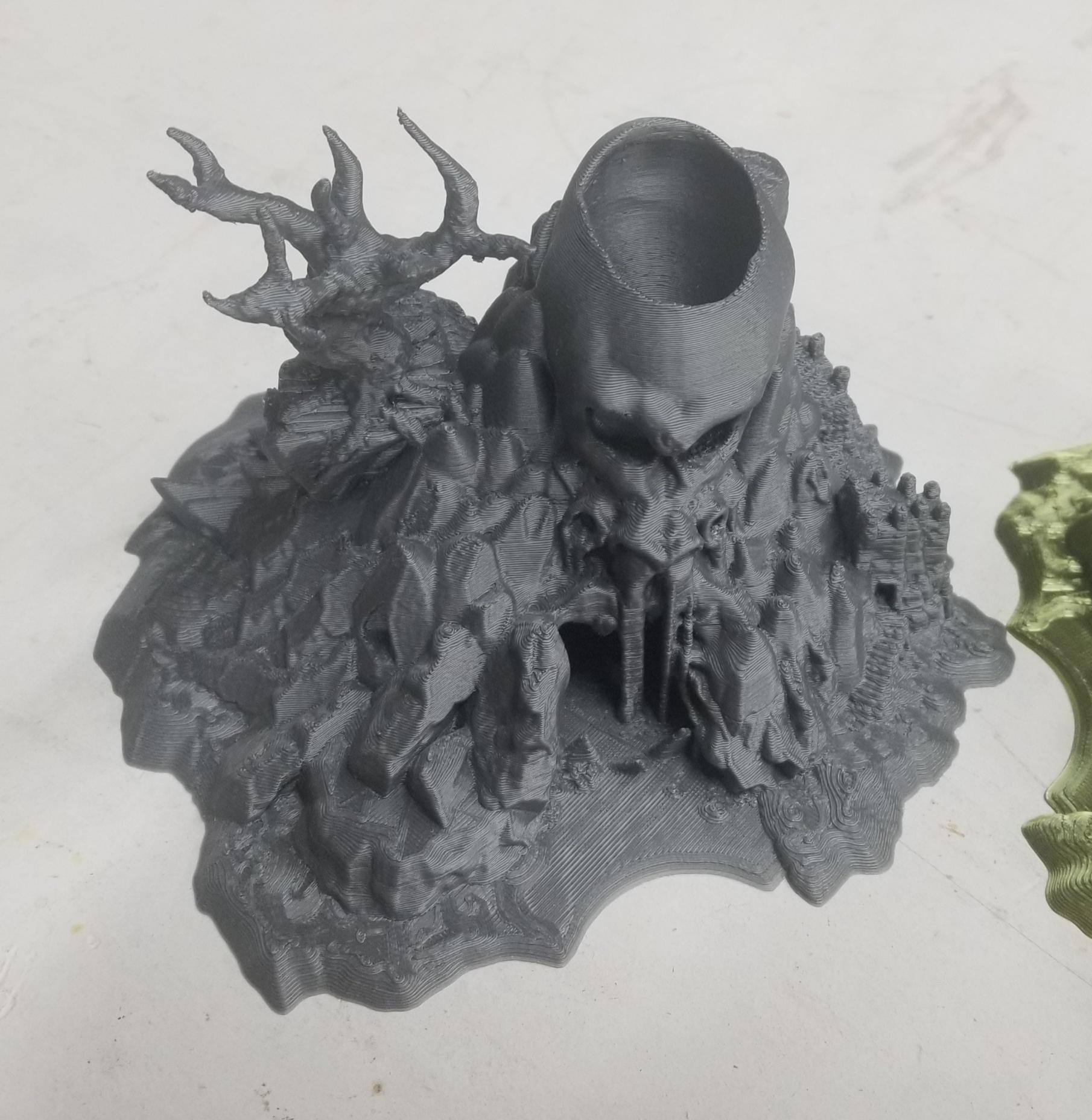 20200123_154808.jpg Download free STL file Cthulhu Island • 3D printable design, LittleTup