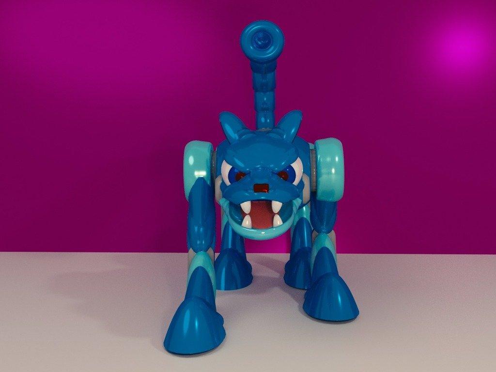 0cd258dc579ce2d7f2d9938761d6fb5d_display_large.jpg Download free STL file HOT DOG from MEGAMAN 2 • Design to 3D print, LittleTup