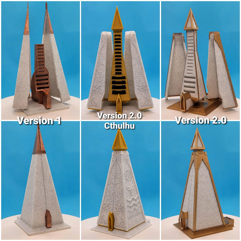 20201002_222342.jpg Download free STL file Mechanical Desktop SD-Card Holder • 3D printable model, LittleTup