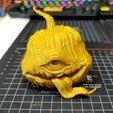 20201004_151209(2).jpg Download free STL file TofuRevolution's One-eyed pumpkin  • 3D printable template, LittleTup
