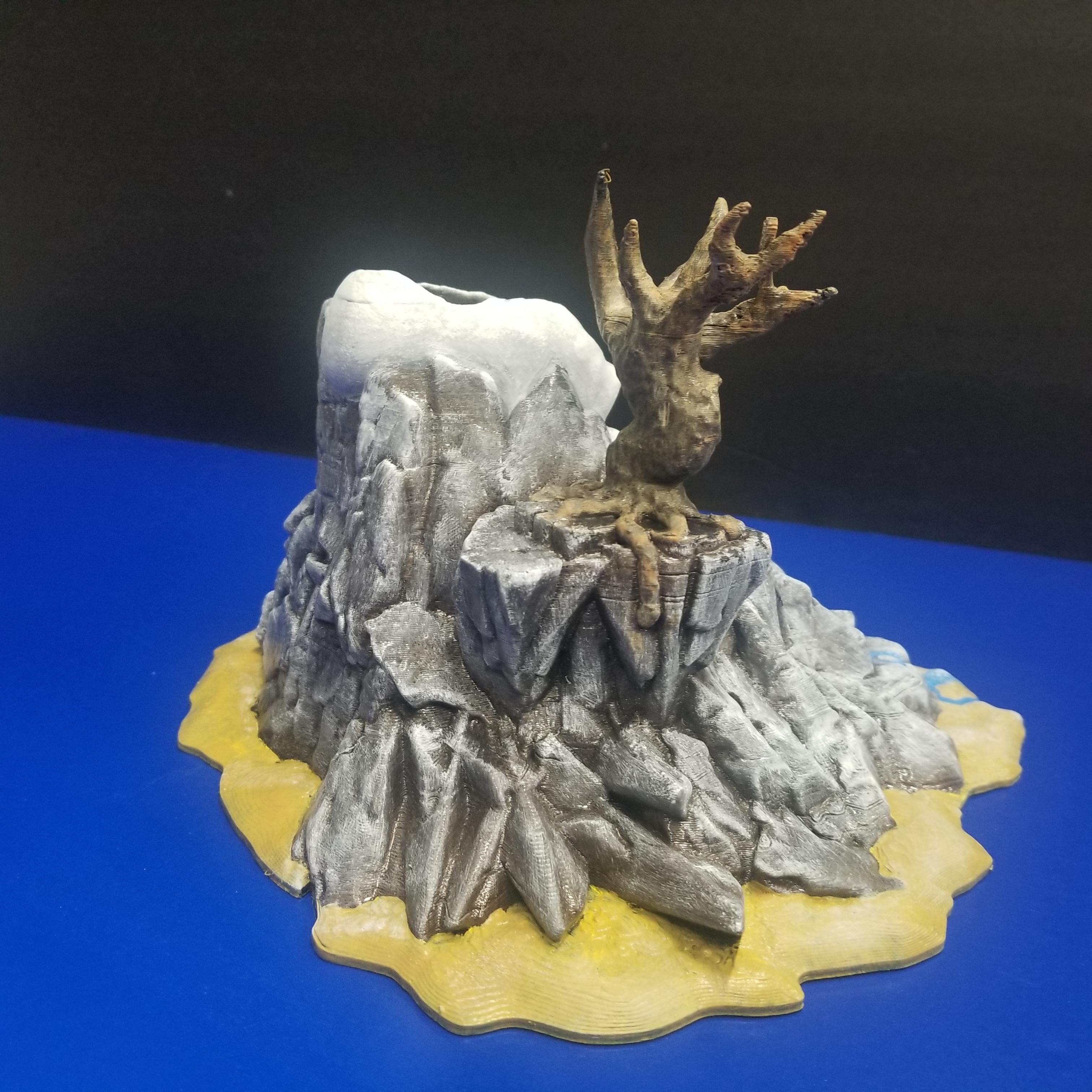 20200125_214520.jpg Download free STL file Cthulhu Island • 3D printable design, LittleTup