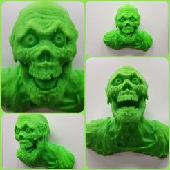 20200308_054104.jpg Download STL file TARMAN ZOMBIE • 3D printing object, LittleTup