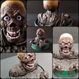 Download 3D printing designs TARMAN ZOMBIE, LittleTup