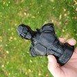 20201011_103553.jpg Télécharger fichier STL gratuit Black Noir The Boys • Modèle à imprimer en 3D, LittleTup