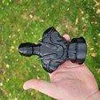 20201011_103546.jpg Télécharger fichier STL gratuit Black Noir The Boys • Modèle à imprimer en 3D, LittleTup