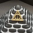 Download free 3D print files POTTER PYRAMID BOX with a Chamber of secrets, LittleTup