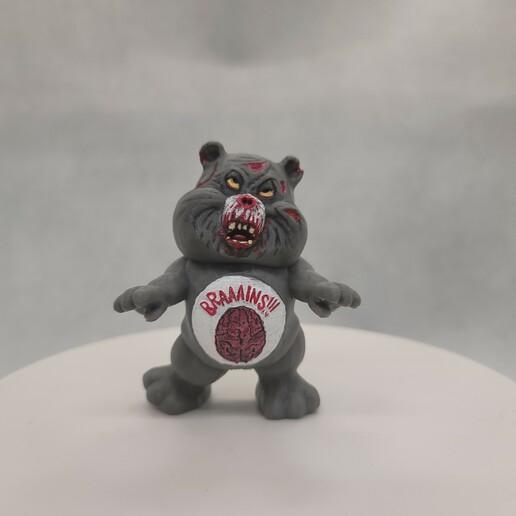 20201231_203328.jpg Download STL file No Care Bear Collection #3 • 3D printer object, LittleTup