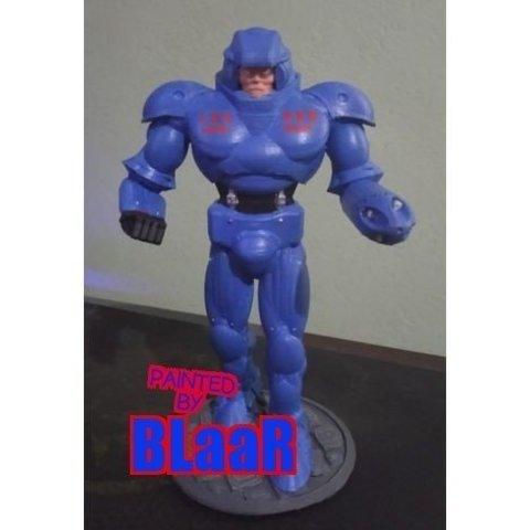 Download free 3D printing designs E-SWAT, LittleTup