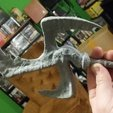 Download free 3D printing templates Ripper Blade, LittleTup
