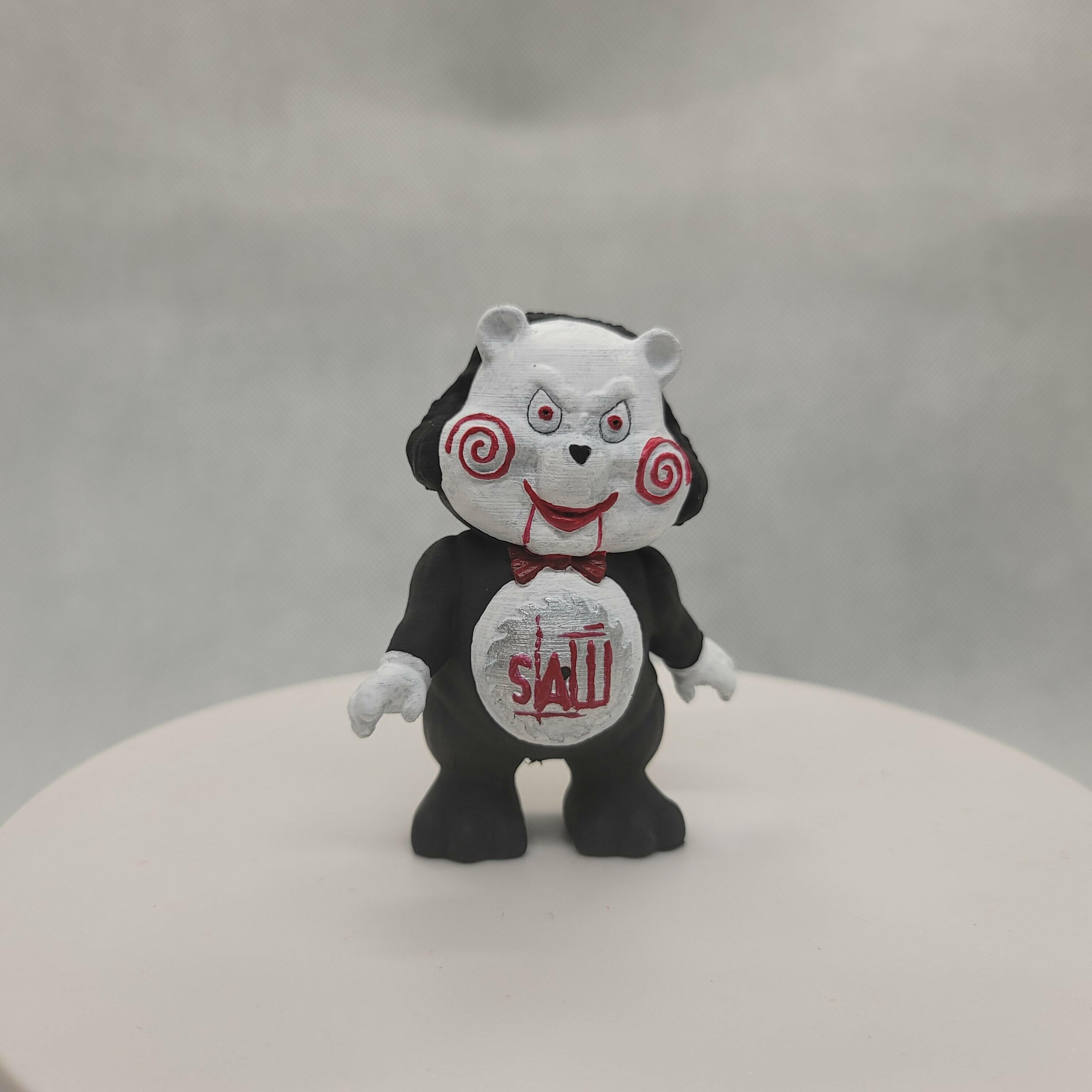20201231_203353.jpg Download STL file No Care Bear Collection #3 • 3D printer object, LittleTup