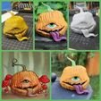 20201004_152651.jpg Download free STL file TofuRevolution's One-eyed pumpkin  • 3D printable template, LittleTup