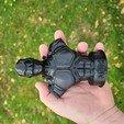 20201011_103541.jpg Télécharger fichier STL gratuit Black Noir The Boys • Modèle à imprimer en 3D, LittleTup