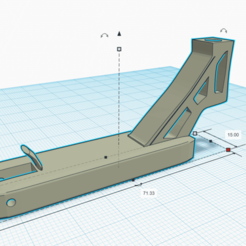 screen deck .png Download STL file Deck Trottinette freestyle 3d • 3D printer template, benoitcrespo