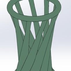 Télécharger fichier imprimante 3D Vase design, rom1pelletier