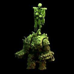 nurg.jpg Download free STL file Robot with Flu V2 • Design to 3D print, Osvaldos