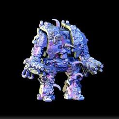 dread amarillo.jpg Télécharger fichier STL gratuit Robot avec la grippe • Plan pour imprimante 3D, Osvaldos