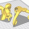 Download free 3D printer model Seahorse Table, tscamt