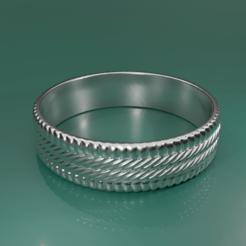 Download STL file RING 020 • 3D printing model, rodrigo11o11